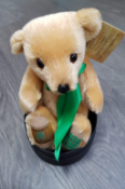 House of Commons Limited edition Teddy - limited edition Winston bear, handmade in England,