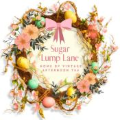 """Marines Afternoon Tea - Beautiful Afternoon tea voucher for 2 at the stunning """"Sugar lump Lane""""."""