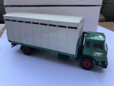 A Britain's cattle truck.