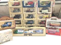 A collection of Days gone diecast cars and others.
