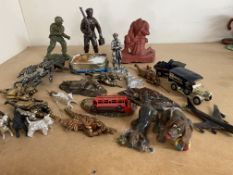 LESNEY toys interest, a collection of pre-producti