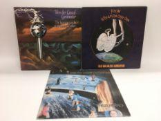 Three Van Der Graaf Generator LPs comprising 'Pawn