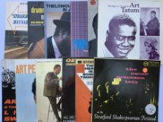 Over 600 50s, 60s and 70s jazz LPs in overall exce