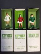 1971 Keymen Hand Painted George Best Boxed Figures: Scale diecast models from the Keymen Football