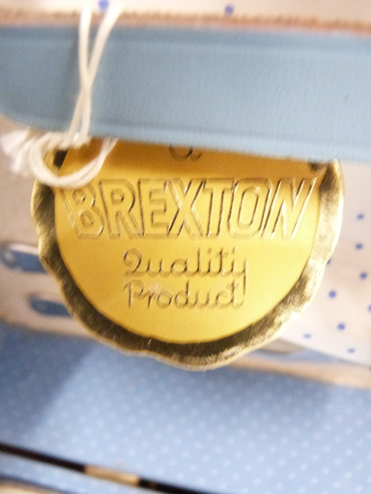Lot 1486 - Retro Brexton blue picnic set