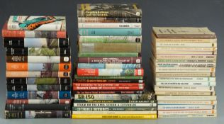 Approximately 50 railway interest books to include many O.S.Nock and line specific examples