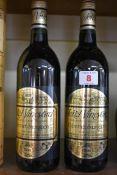 Two 75cl bottles of Jekel Home Vineyard, 1979, California. (2)