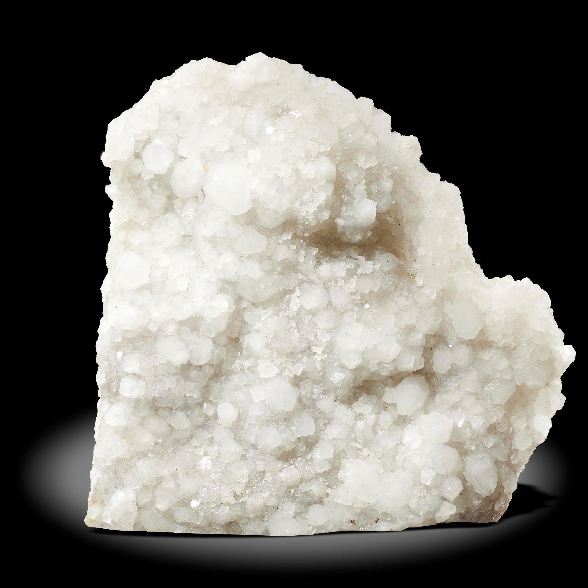 Lot 11 - Interior Design/Minerals: A large scolastite ? freeform, India, 55cm high