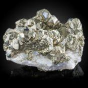 Minerals/Interior Design: A pyrite specimenPeru19cm