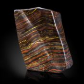 Minerals/Interior Design: A Tiger Iron freefromPakistan22cm