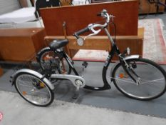 Lintech Tricycle (Dutch made) 7 gears, nearly new excellent condition
