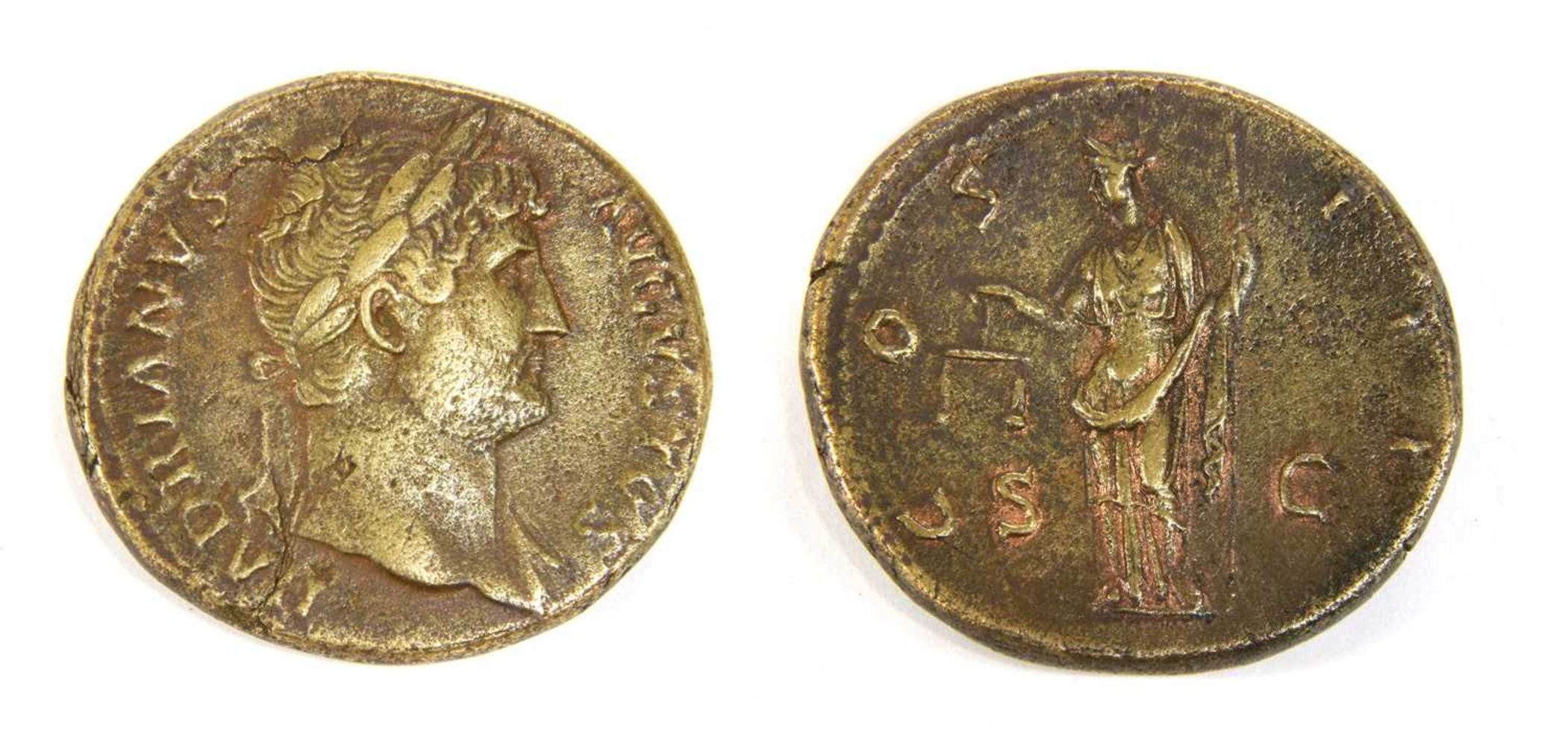 Coins, Banknotes and Medallions - Timed Auction