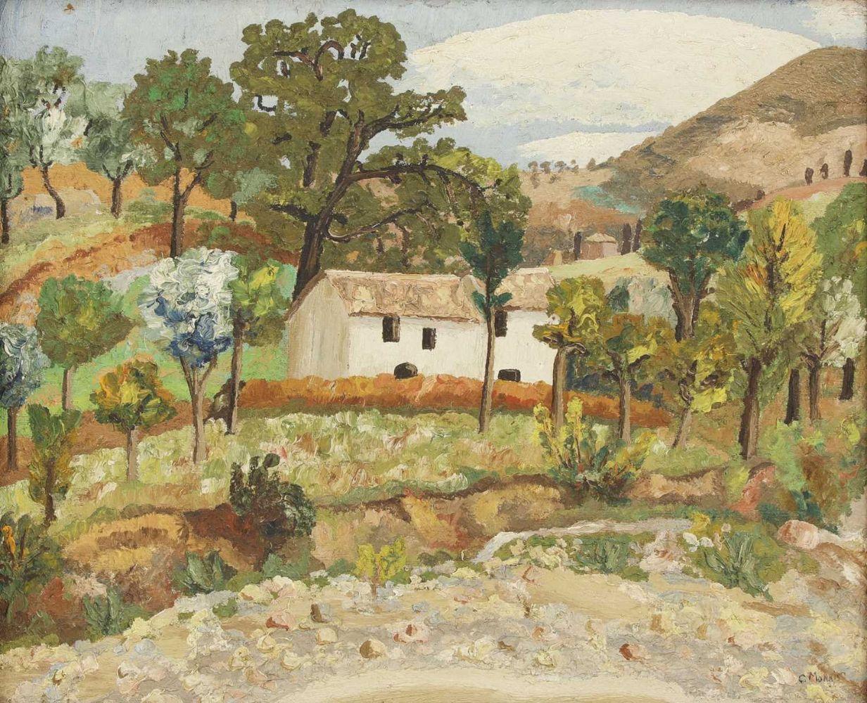 Modern British and 20th Century Art - Live Online