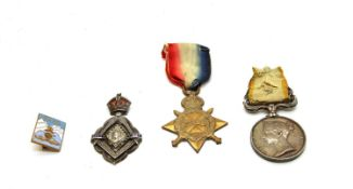 A Crimea medal,