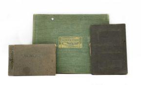 A 1912 British travel album of the Cox family Blackheath