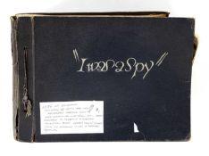 A 1934 album of still photographs,