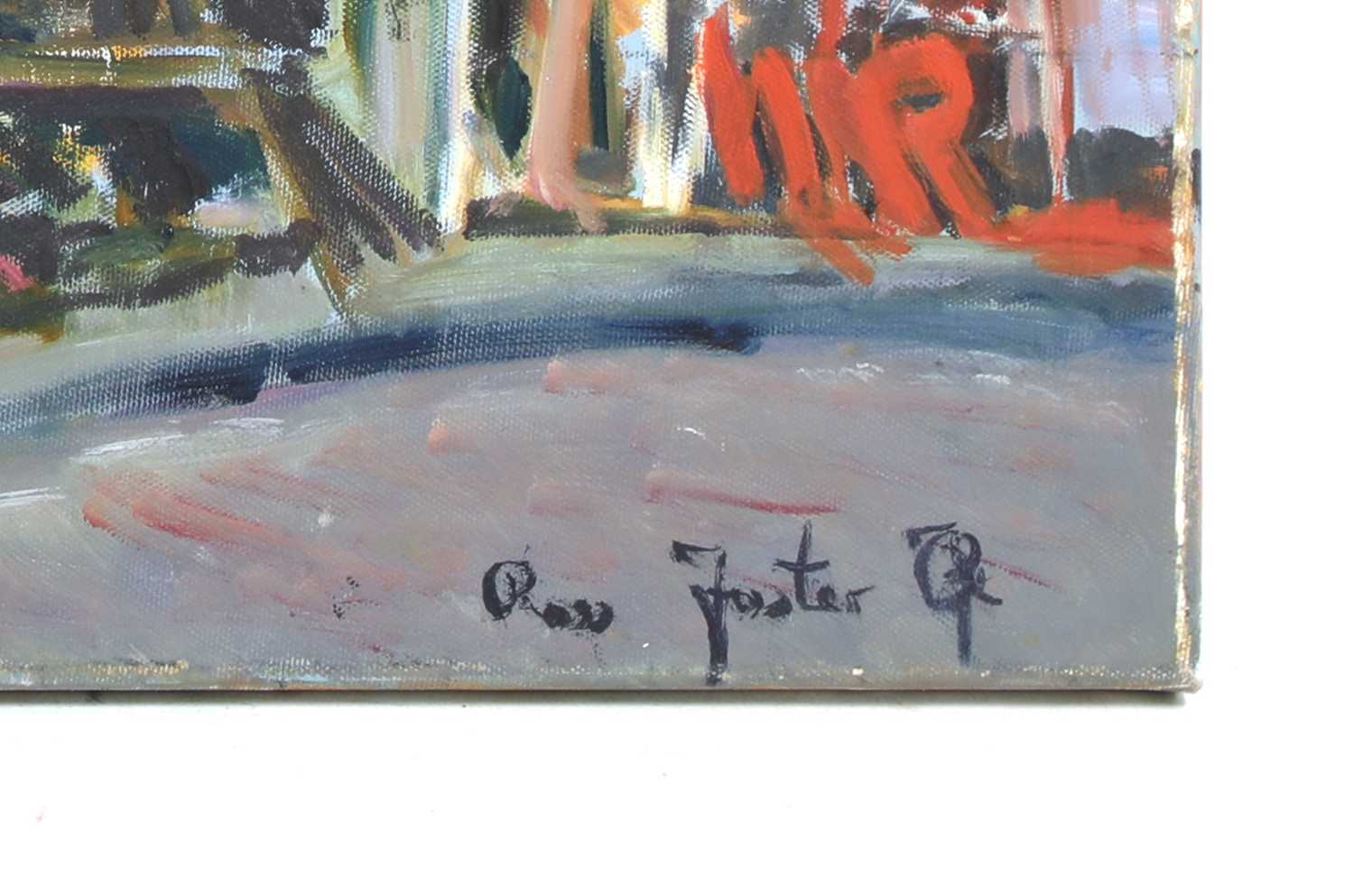 ROSS FOSTER (Contemporary) - Image 3 of 3