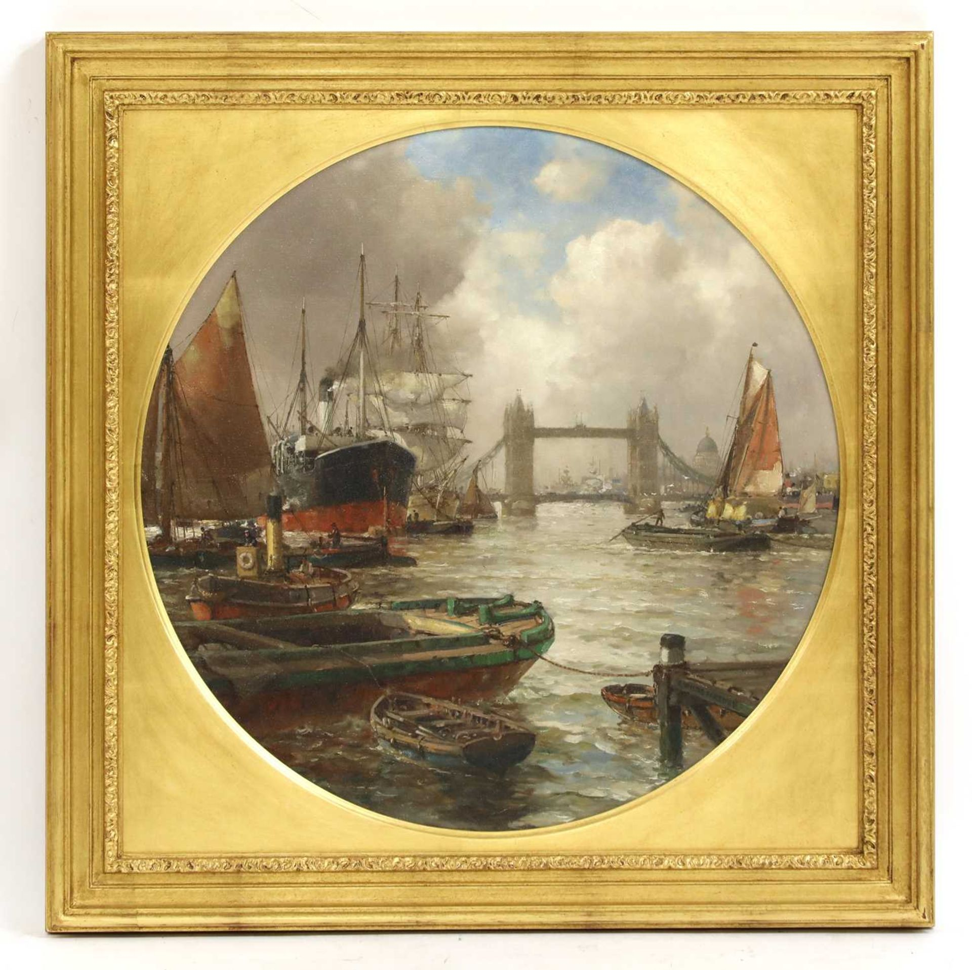 ARTHUR WILDE PARSONS (1854-1931)