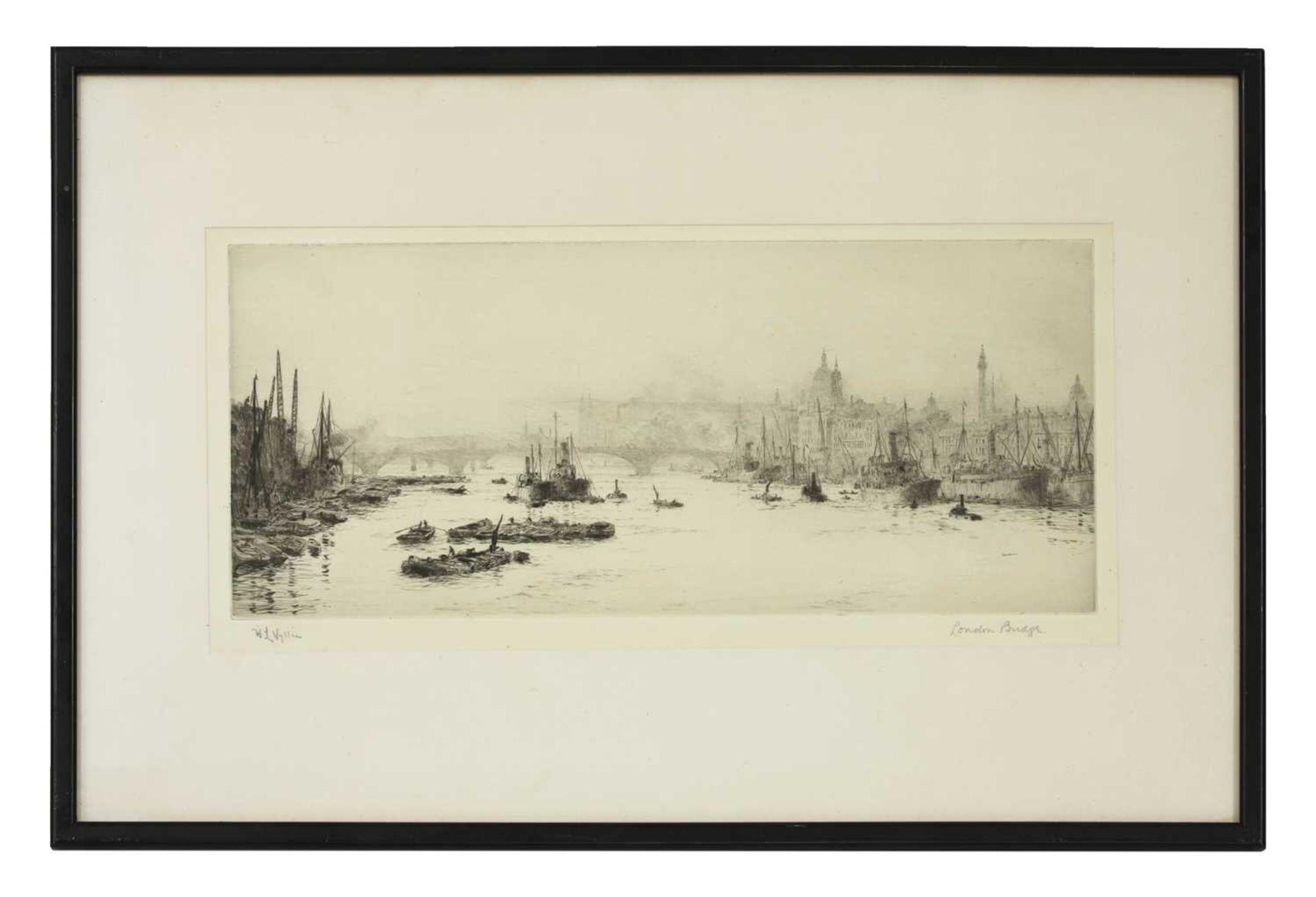 WILLIAM LIONEL WYLLIE (1851-1931) - Image 2 of 2