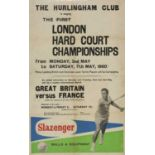 'THE HURLINGHAM CLUB'
