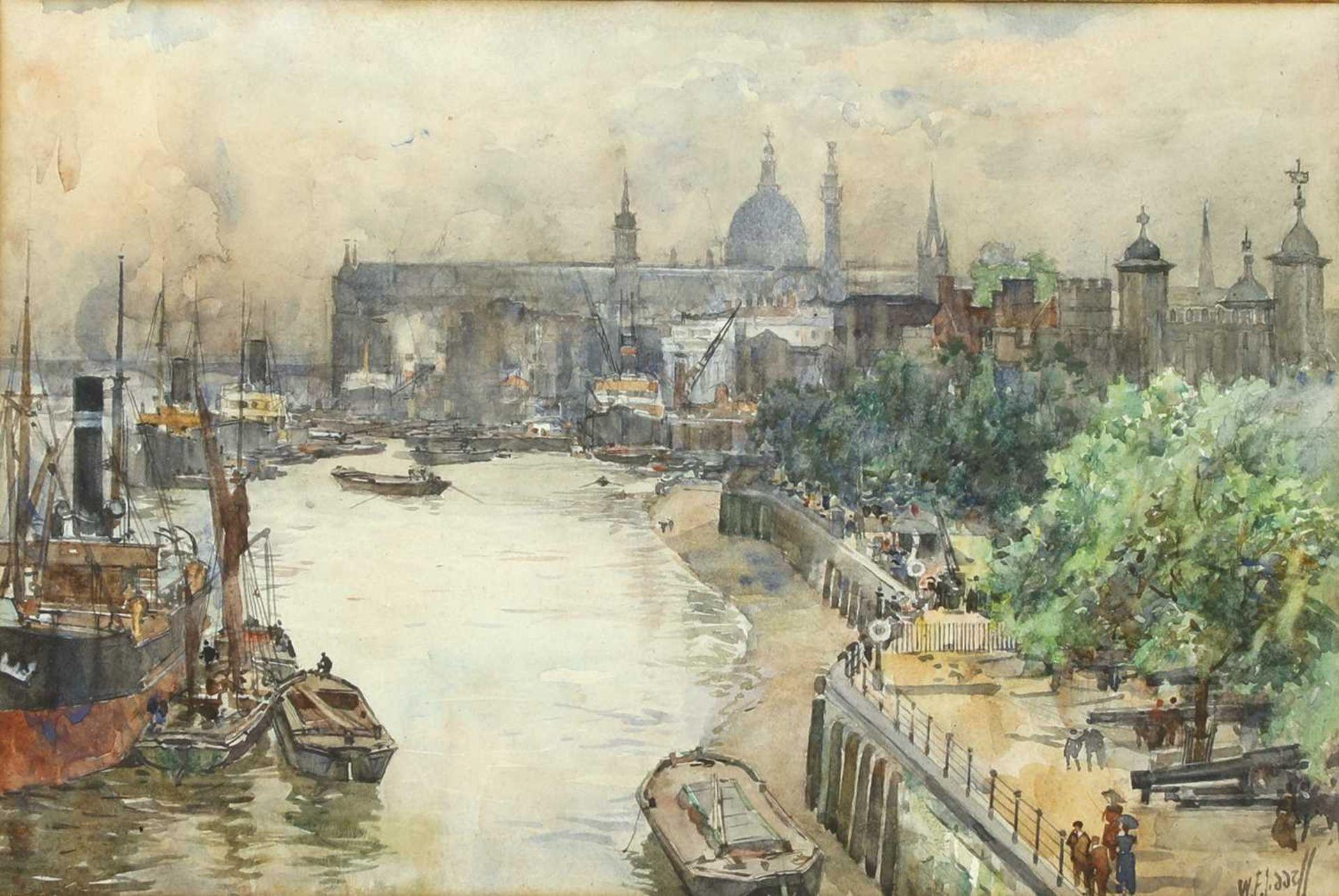 WILLIAM FREDERICK LIDDELL (fl.1905-1927)