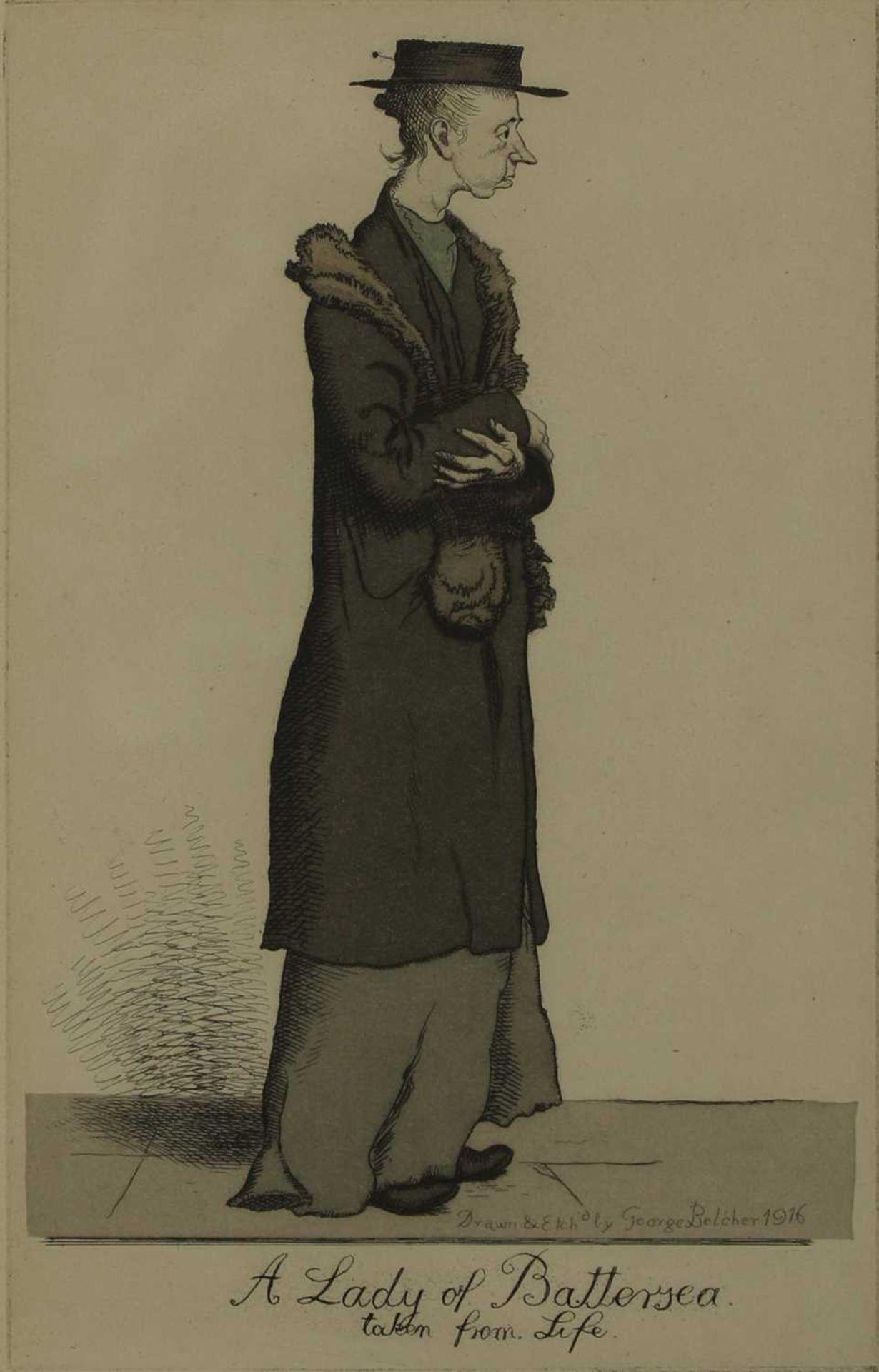 GEORGE BELCHER (1875-1947)