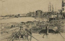 JAMES ABBOTT MCNEILL WHISTLER (1834-1903)