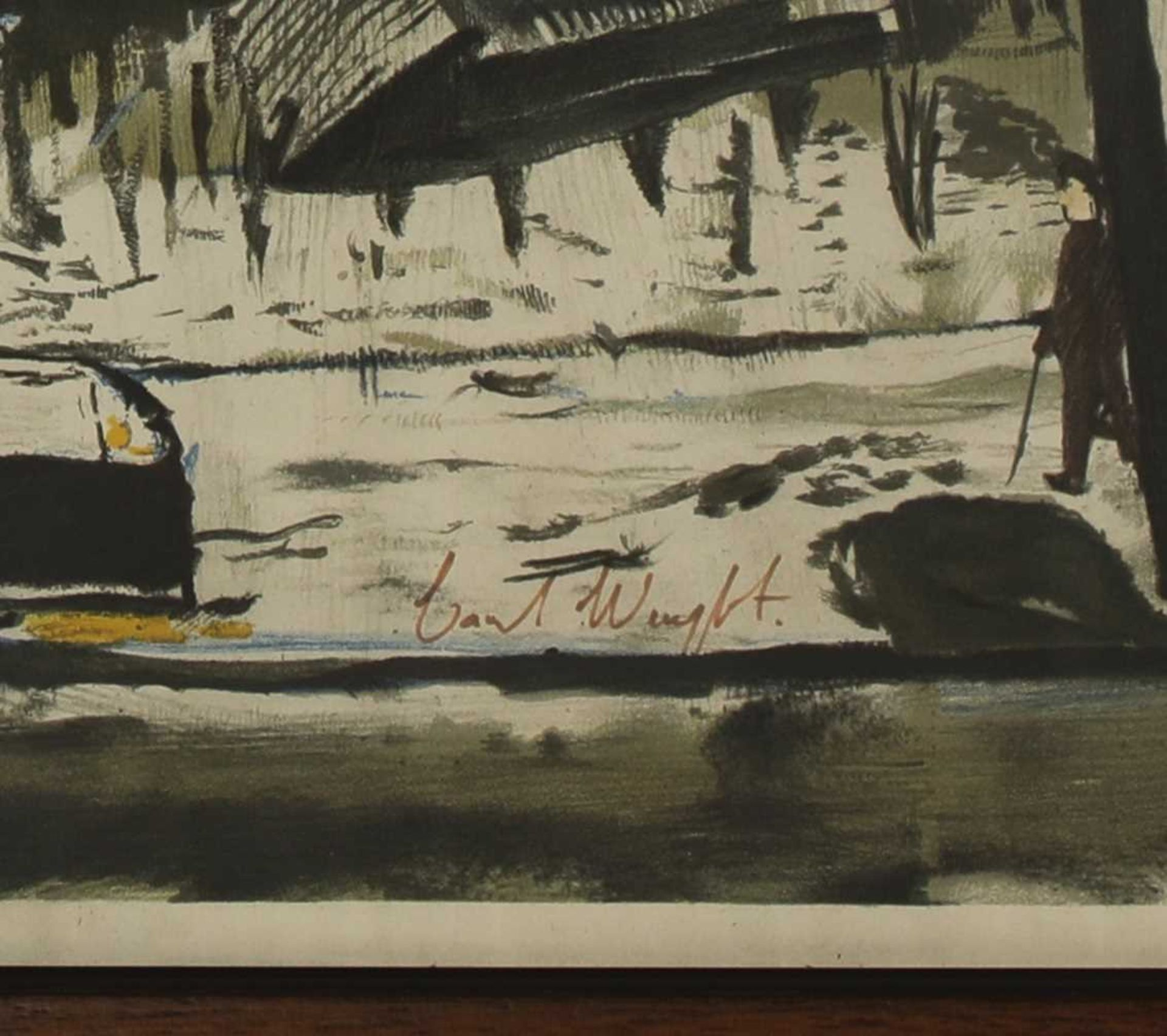 *CAREL WEIGHT (1908-1997) - Image 3 of 3