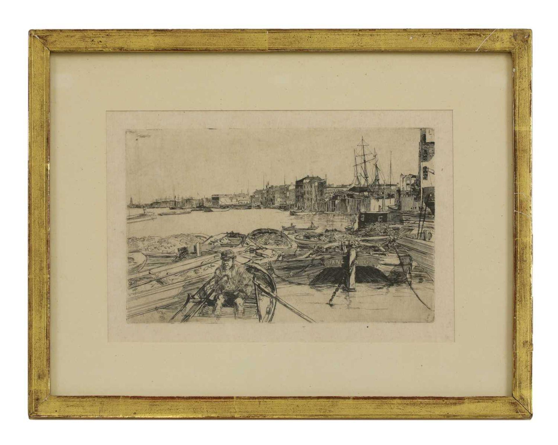 JAMES ABBOTT MCNEILL WHISTLER (1834-1903) - Image 2 of 2