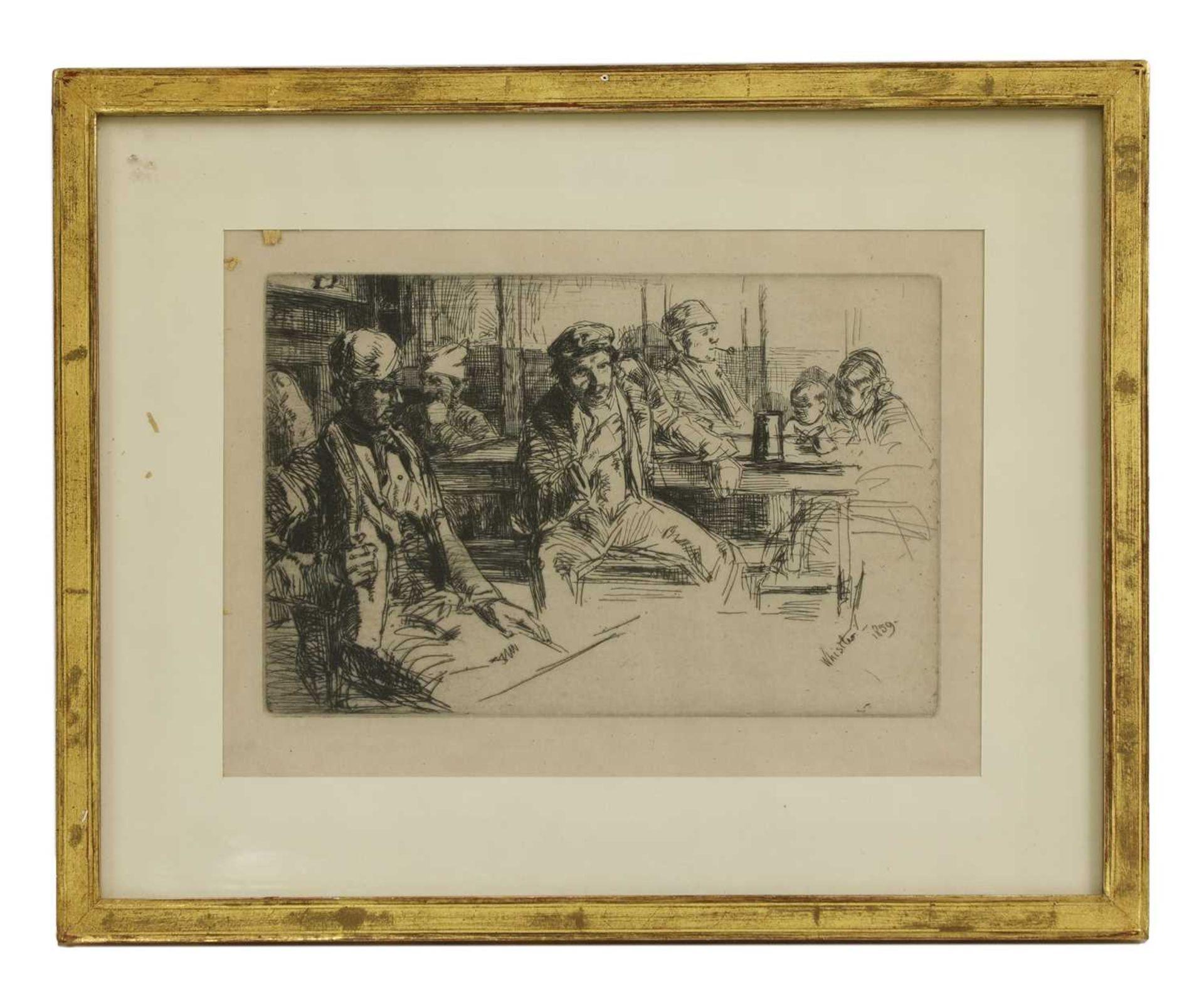 JAMES ABBOTT MCNEILL WHISTLER (1834-1903) - Image 2 of 3