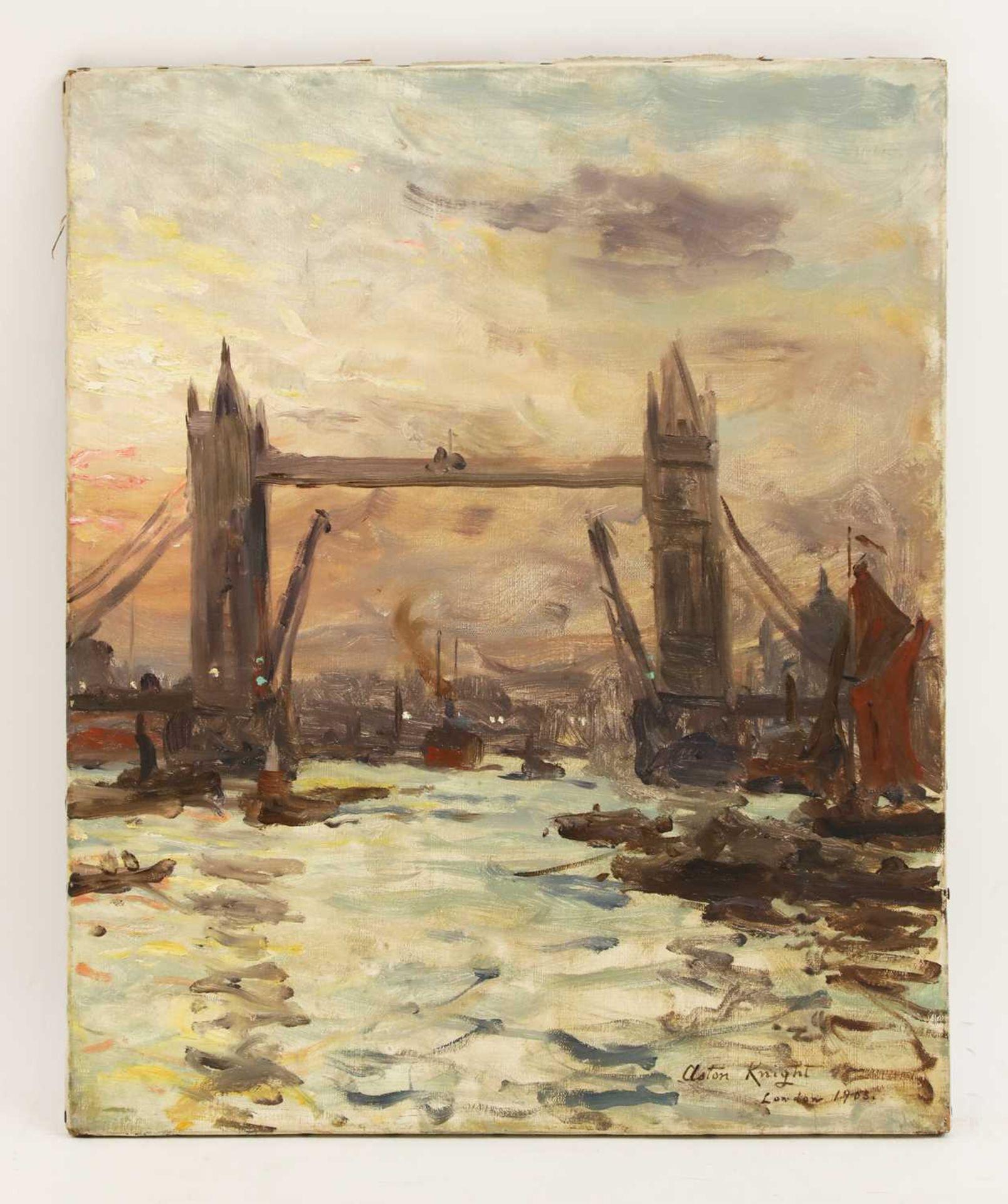 LOUIS ASTON KNIGHT (1873-1948) - Image 2 of 4
