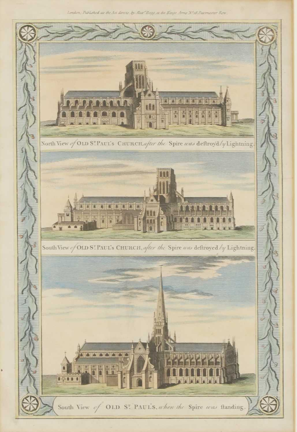 THORNTON'S 'NEW HISTORY & SURVEY OF LONDON AND WESTMINSTER' - Image 2 of 14