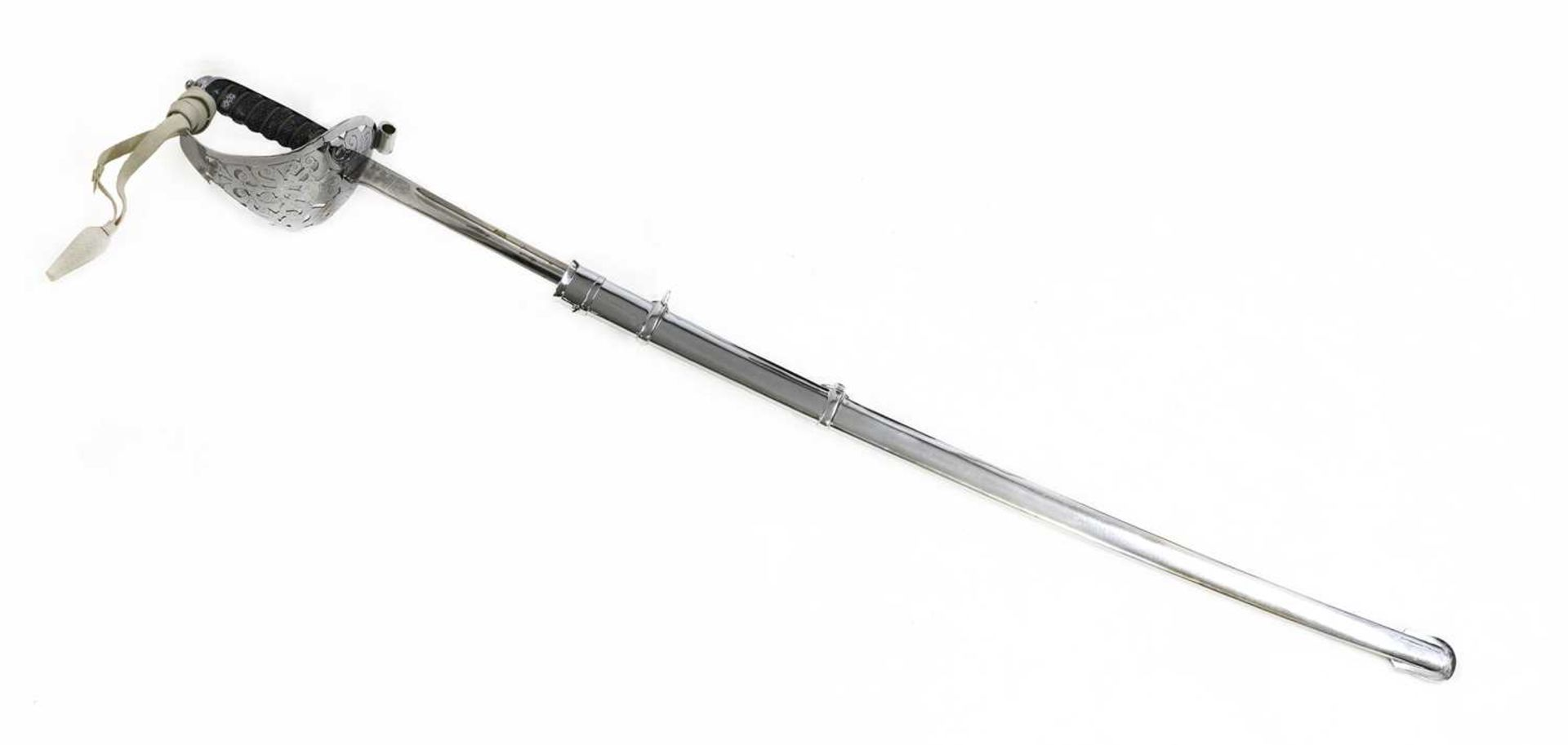 AN HOUSEHOLD CAVALRY TROOPER'S SABRE SWORD BY WILKINSON,