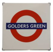 GOLDERS GREEN,