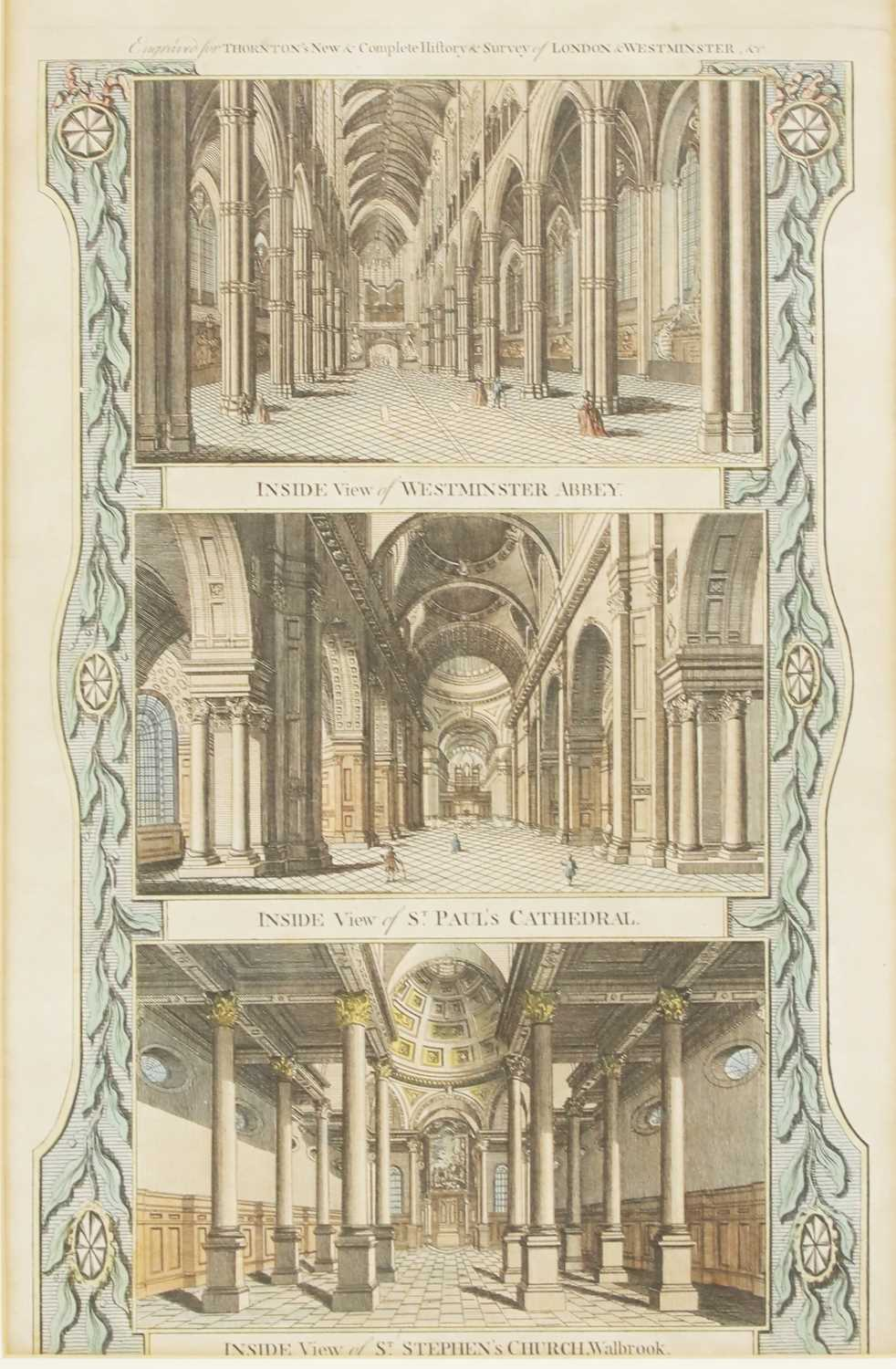THORNTON'S 'NEW HISTORY & SURVEY OF LONDON AND WESTMINSTER' - Image 3 of 14