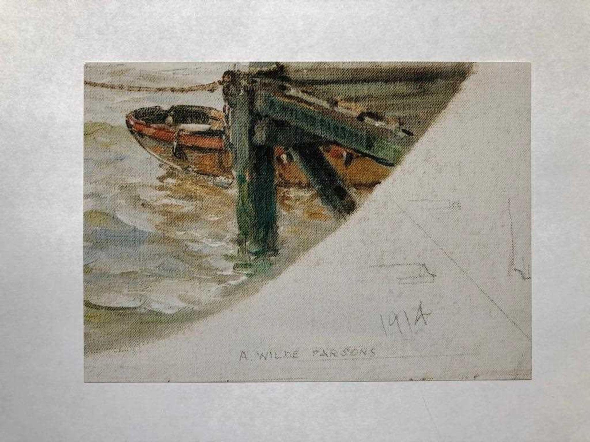 ARTHUR WILDE PARSONS (1854-1931) - Image 3 of 3