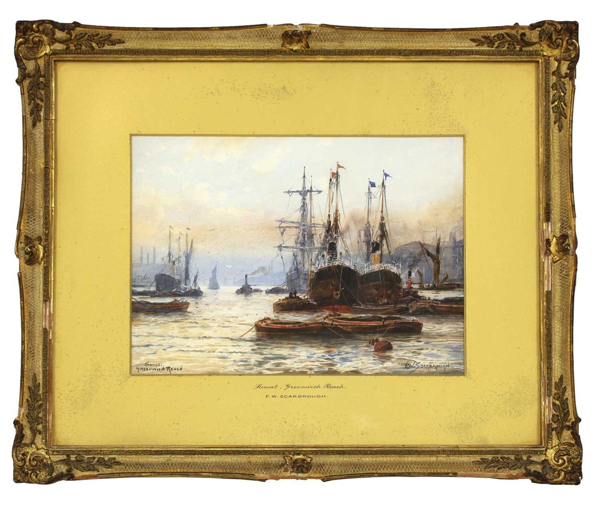 FREDERICK WILLIAM SCARBOROUGH (1860-1939) - Image 4 of 8