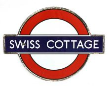 SWISS COTTAGE,