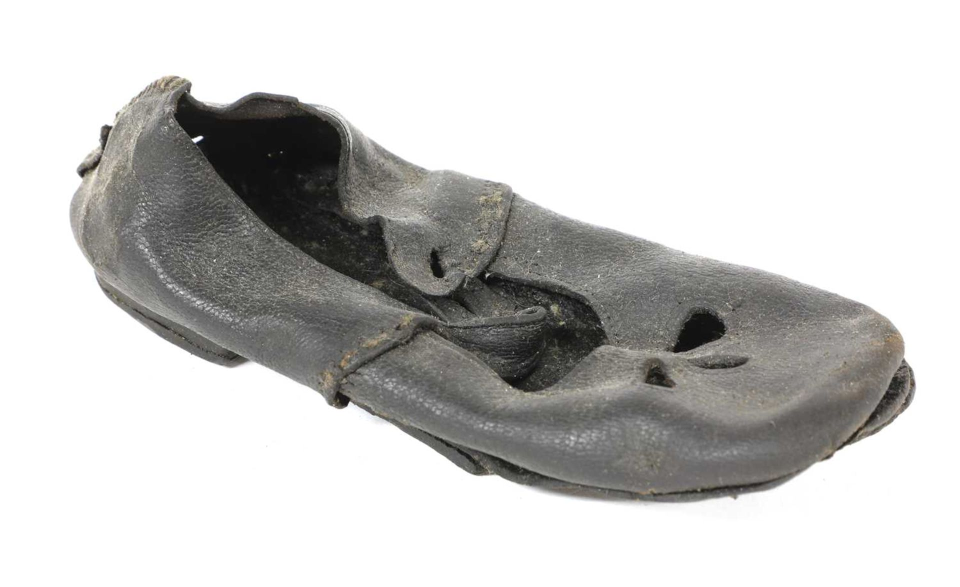 LEATHER SHOE COMPONENTS,