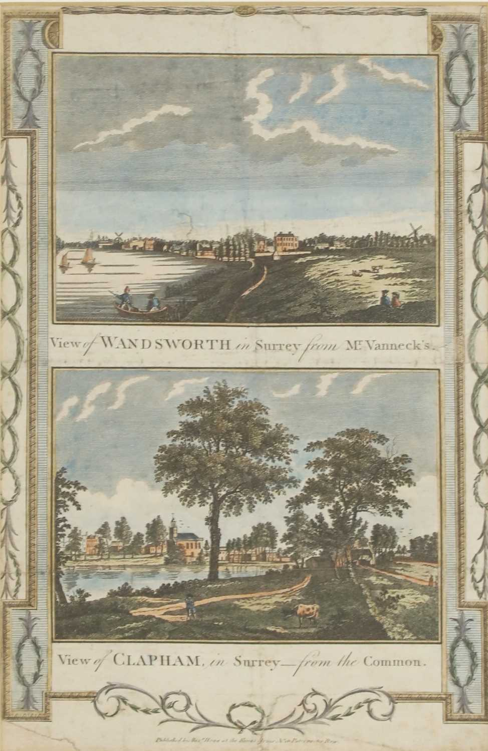 THORNTON'S 'NEW HISTORY & SURVEY OF LONDON AND WESTMINSTER'