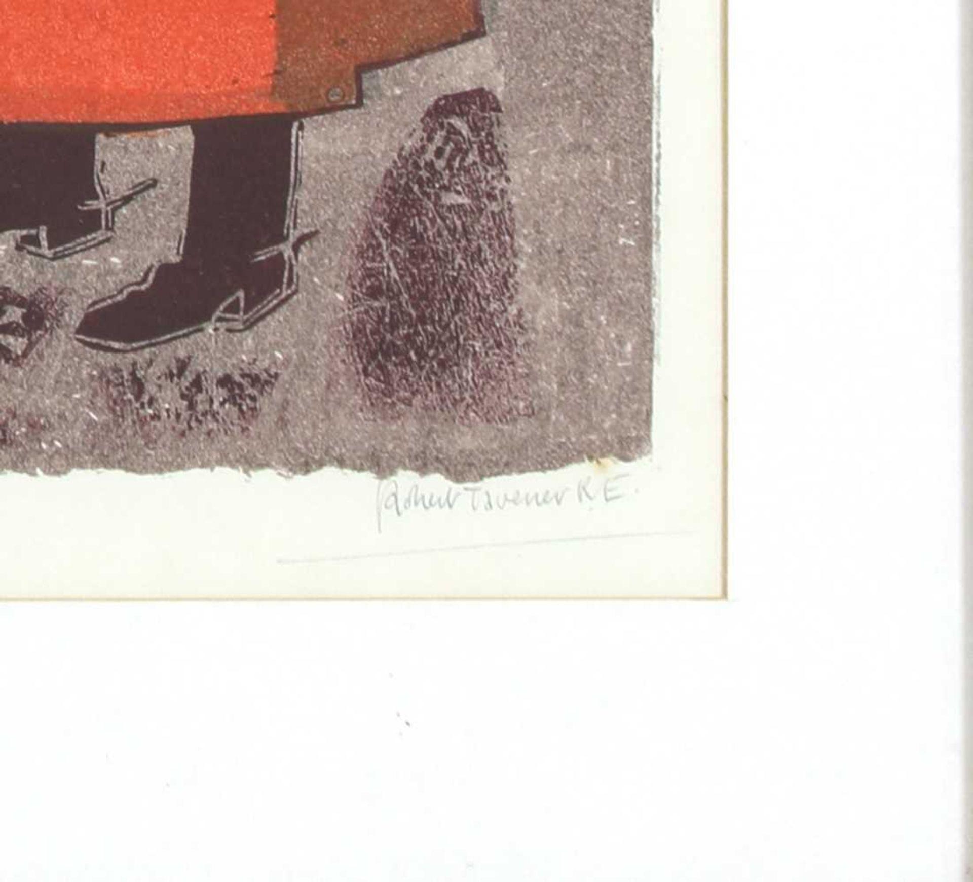 *ROBERT TAVENER (1920-2004) - Image 3 of 4