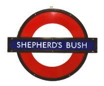 SHEPHERD'S BUSH,