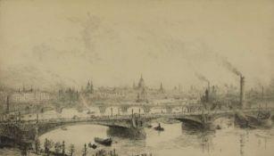 WILLIAM LIONEL WYLLIE (1851-1931