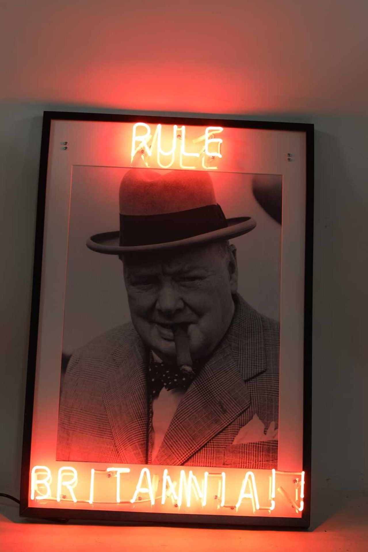 WINSTON CHURCHILL, - Image 3 of 3