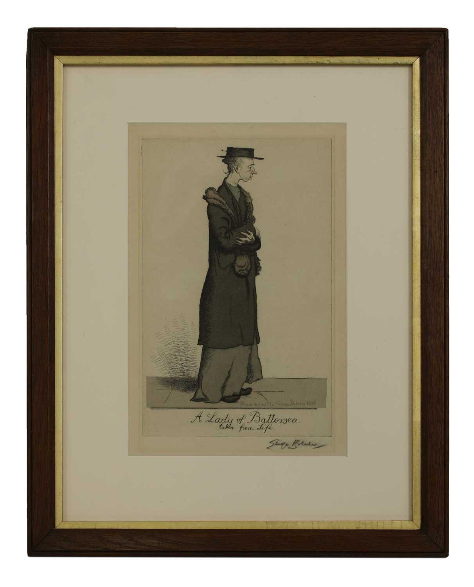 GEORGE BELCHER (1875-1947) - Image 2 of 3