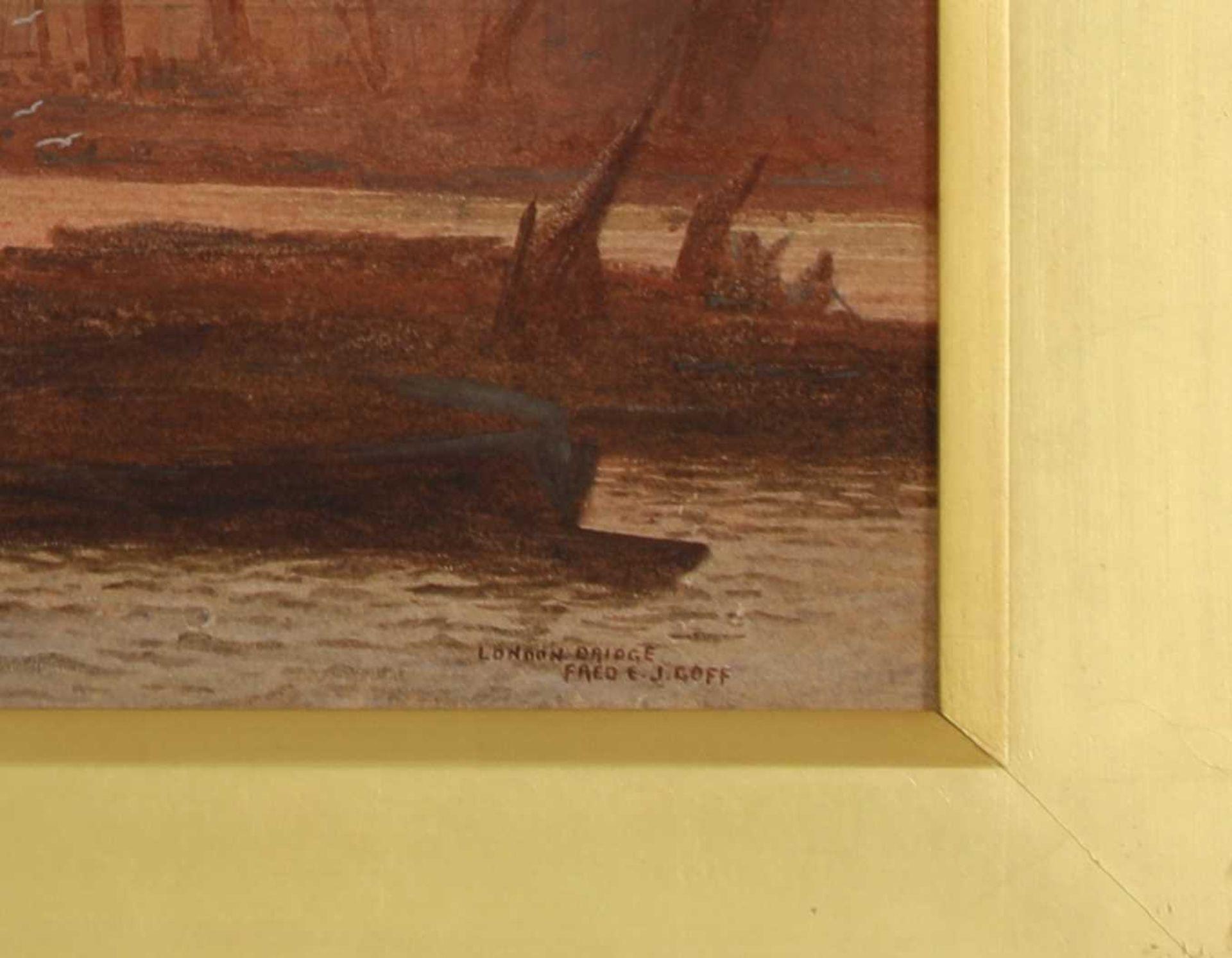 FREDERICK EDWARD JOHN GOFF (1855-1931) - Image 3 of 3