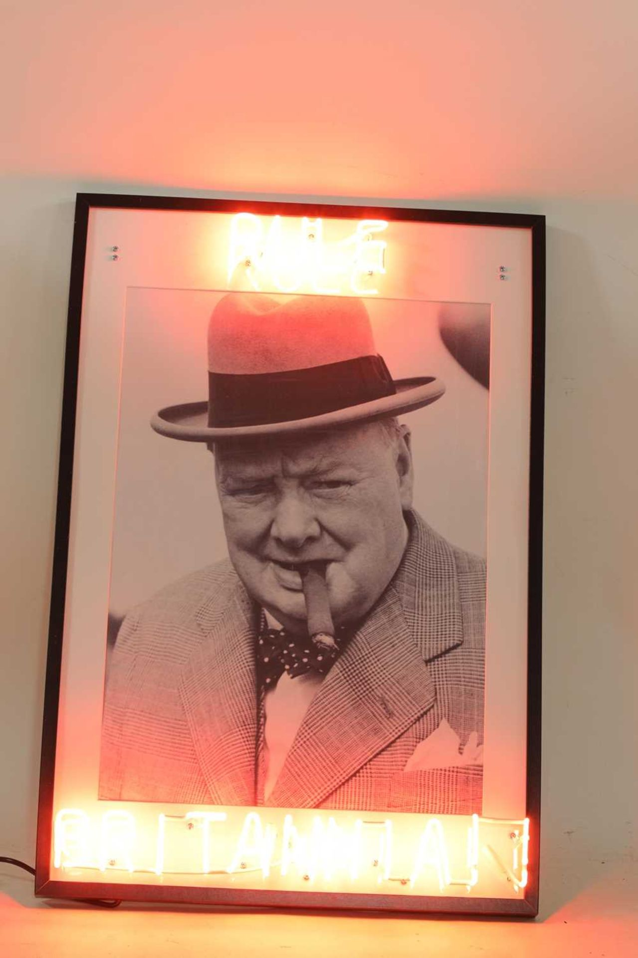 WINSTON CHURCHILL, - Image 2 of 3