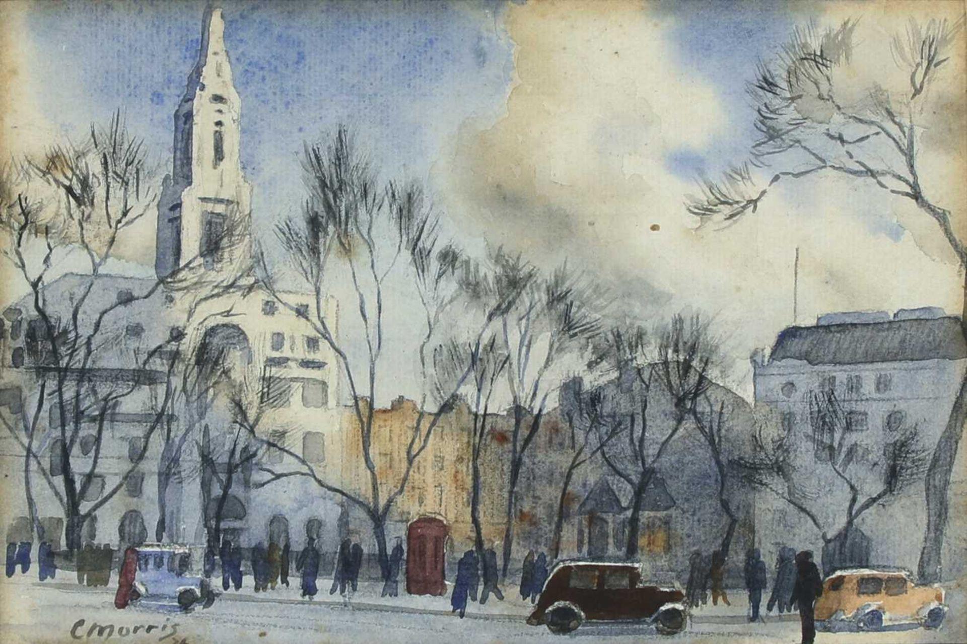 C MORRIS (c.1936)