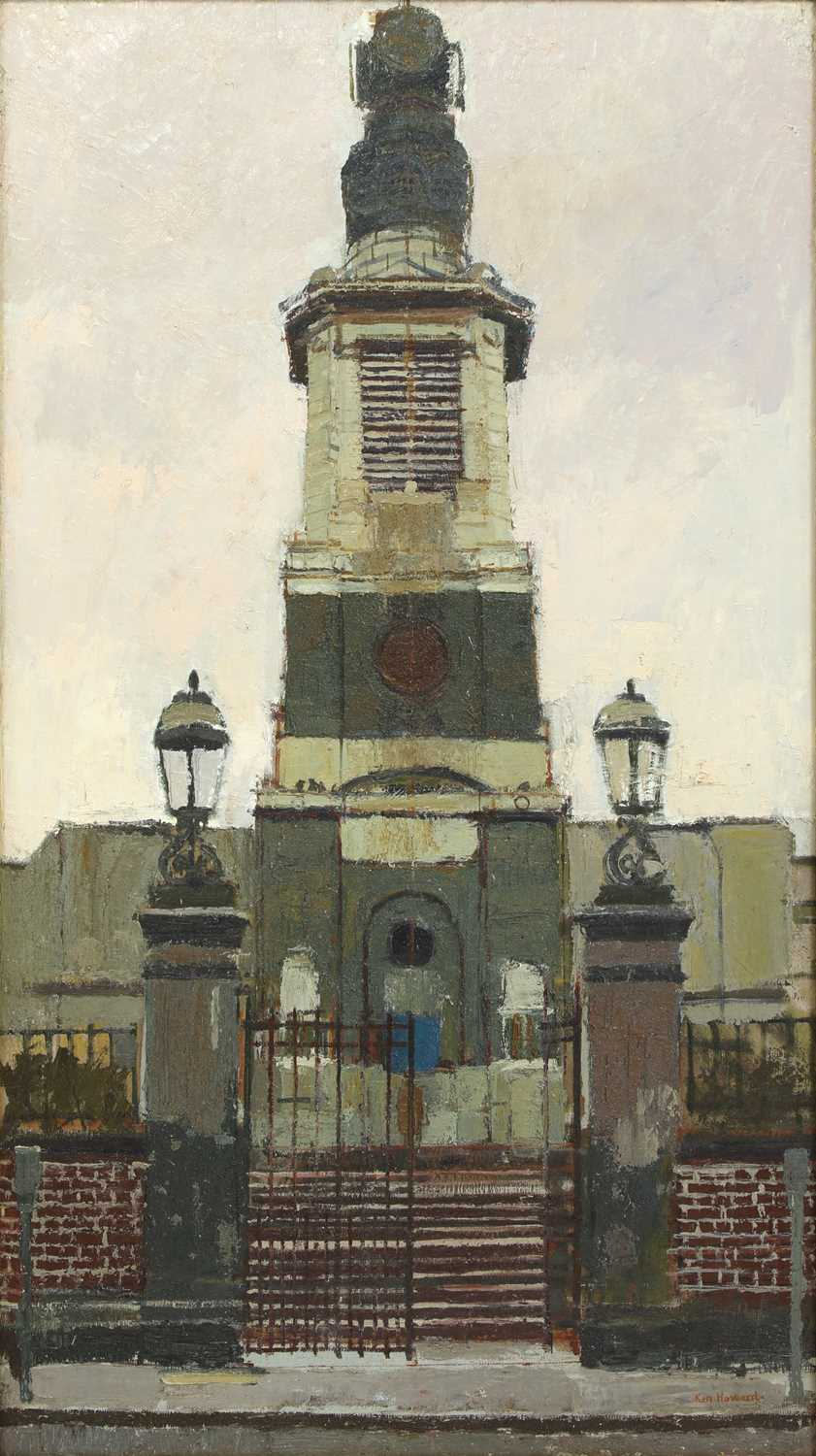 *KEN HOWARD RA (b.1932) - Image 2 of 2