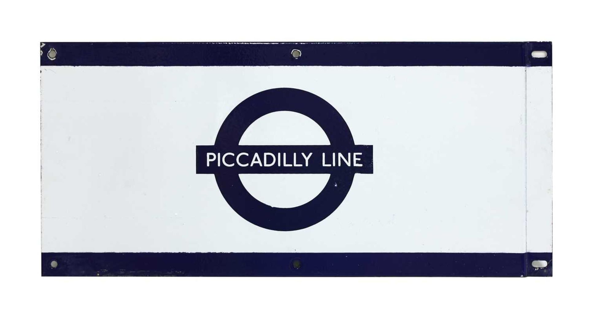 PICCADILLY LINE,